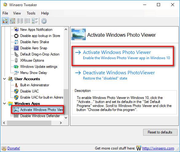 windows просмотр фотографий скачать
