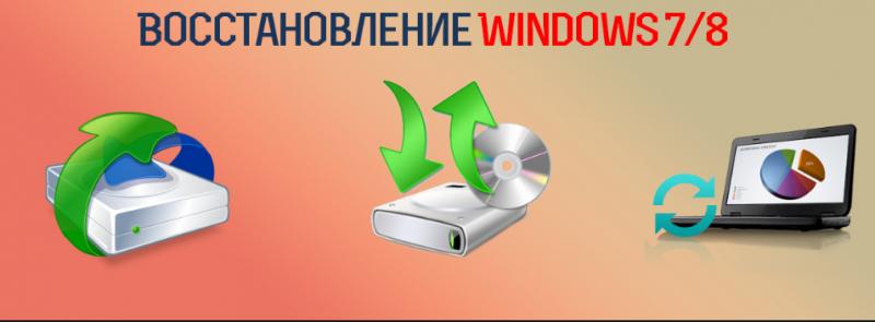 Как виндовс 10 сделать восстановление системы