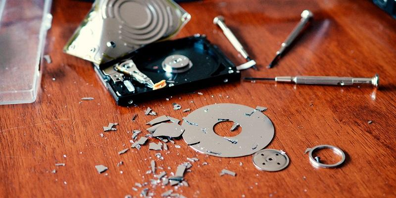How to Fix a Physically Broken Hard Drive: 13 Steps